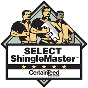 CertainTeed Select ShingleMaster Credential Logo